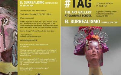 #TAG – The Art Gallery at Gayhurst School