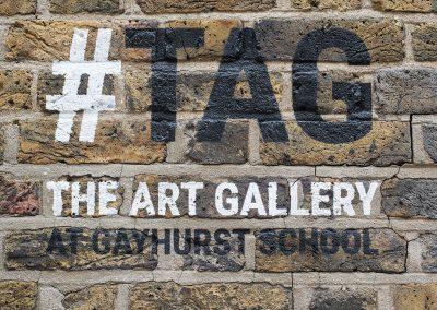 #TAG at Gayhurst