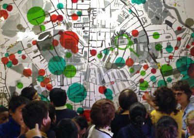 Mapping WW2 in Hackney