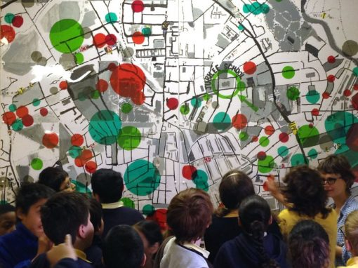 Mapping WW2 in Hackney