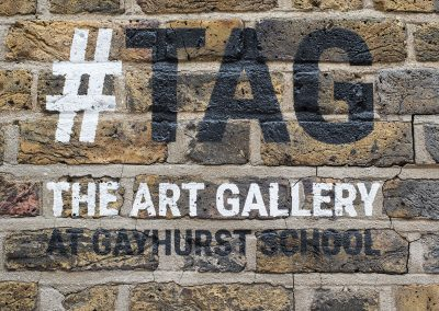 #TAG at Gayhurst