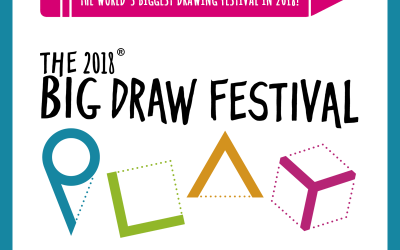 PLAY UP! – part of The Big Draw Fest 2018