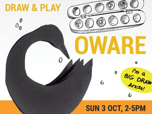 DRAW & PLAY OWARE